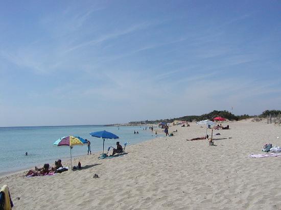 spiaggia torre lapillo