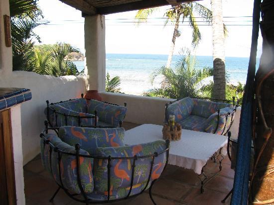 Casa Campana: Sitting Area