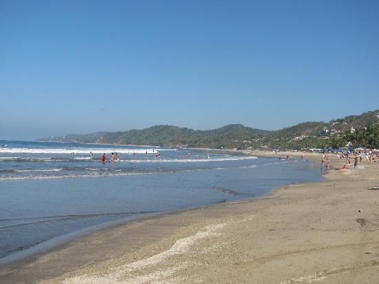 Casa Campana: Sayulita beach