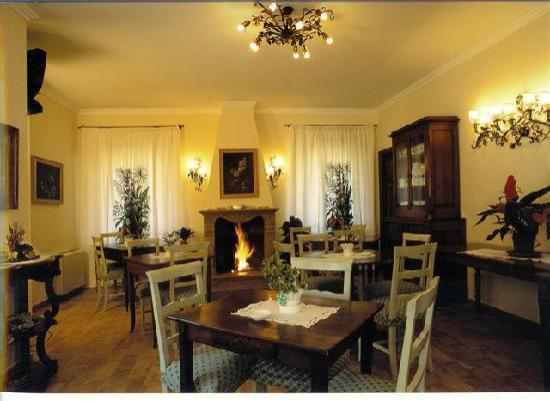 Saturnia, Italia: la sala colazioni