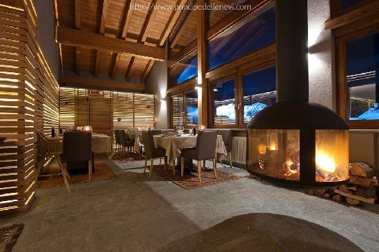 Principe delle nevi breuil cervinia italien hotel for Hotel meuble mon reve cervinia