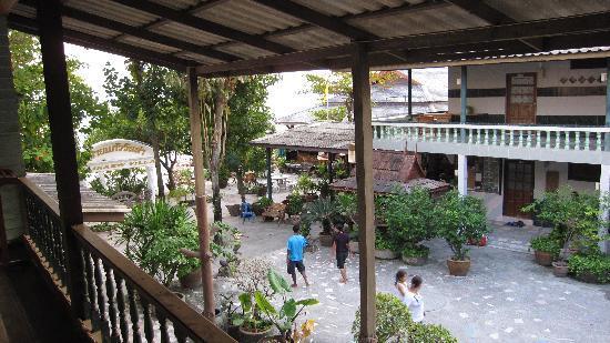 Saikaew Villa: Vue de notre chambre