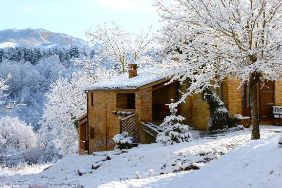 Il Nascondiglio - The Hideaway: A Winter Wonderland
