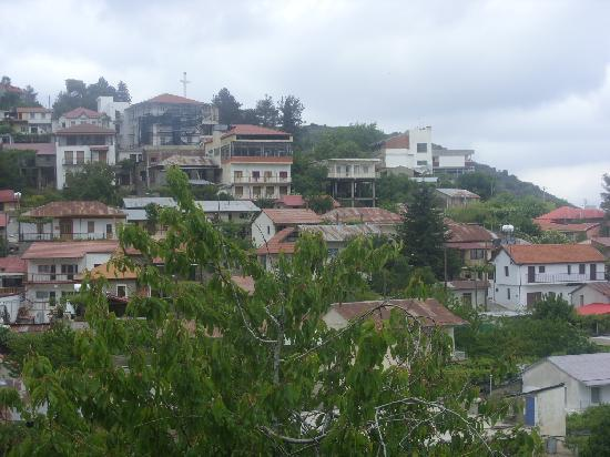 Agros, Siprus: Troodos village