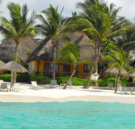 Mahekal Beach Resort: Beach Front Casita