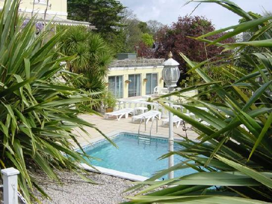 The Coppice: Garden Pool