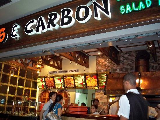Lenos y Carbon : the multi-centro mall location