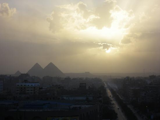 Cairo, Egypt: Sunset