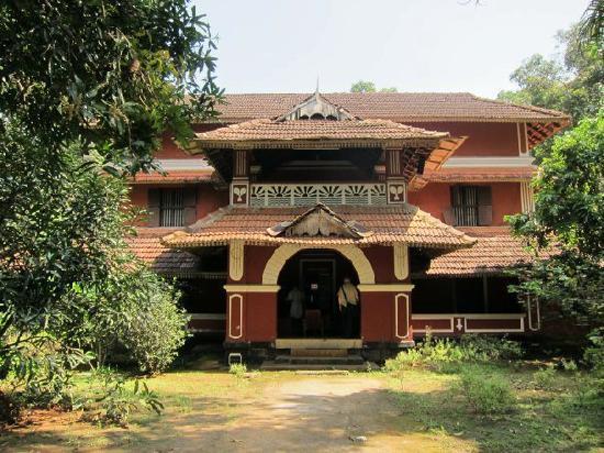 Olappamanna Mana: The family home