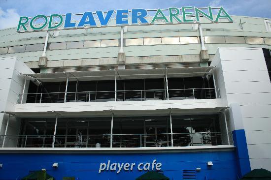 Melbourne & Olympic Parks: Rod Laver Arena
