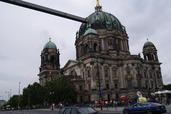 Berlin, Germany: catedral
