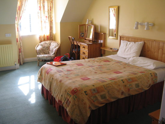 Blarney Vale Bed and Breakfast: Our room