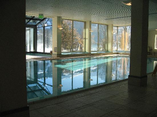 Lenkerhof gourmet spa resort: indoor pool