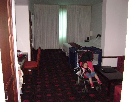Radisson Hotel & Suites San Isidro: Suite