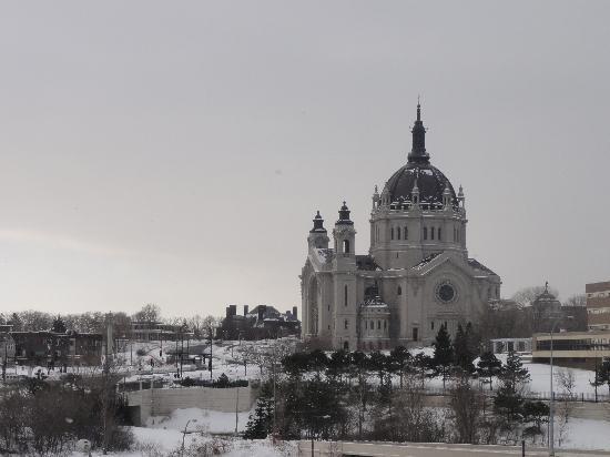 Best Western Plus Capitol Ridge: view