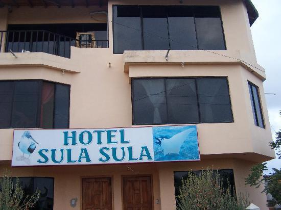 Hotel Sula Sula: foto hotel