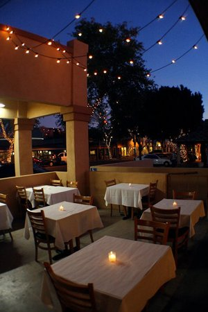 Citizen Public House: Our cozy street-front patio
