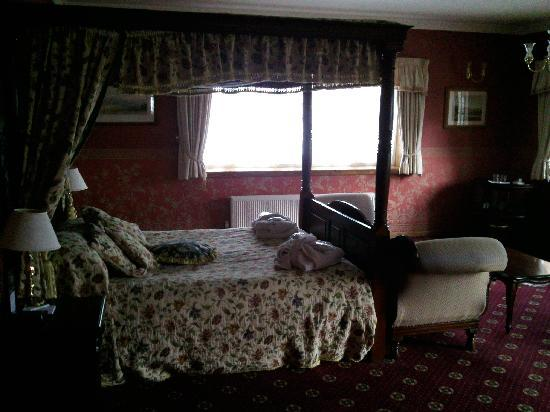 Stanton House Hotel: Bedroom