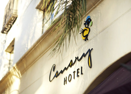 Kimpton Canary Hotel: Canary Hotel