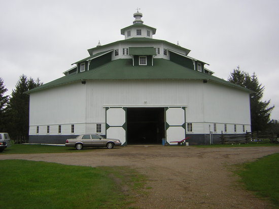 Thumb Octagon Barn