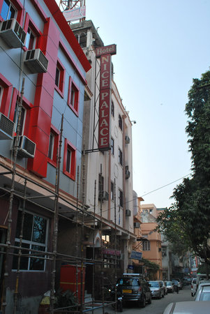 nice hotels south delhit