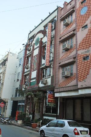 هوتل صن ستار ريزيدينسي: Hotel Sunstar Residency