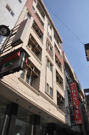 هوتل شنشل ديلوكس: Hotel Chanchal Deluxe