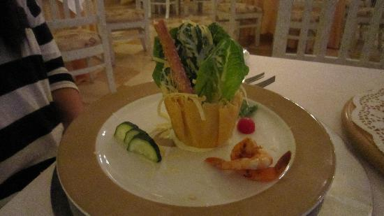 Grand Palladium Vallarta Resort & Spa : Caesar Salad
