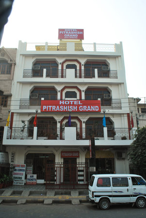 Hotel Pitrashish Grand: The Grand Inn