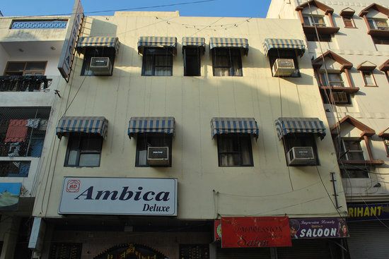 Hotel Ambica Deluxe