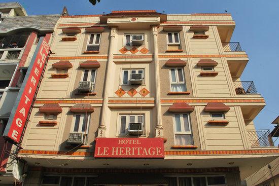 Hotel Le Heritage
