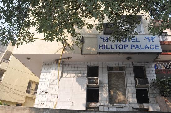 Hotel Hilltop Palace: Hotel Hilton Palace