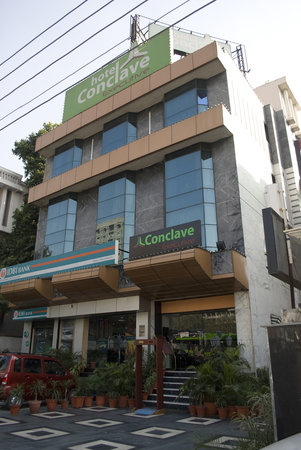 FabHotel Conclave Inn Nehru Place : Conclave Executive