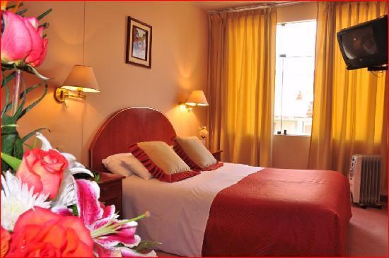 Hotel Vilandré: Habitación simple