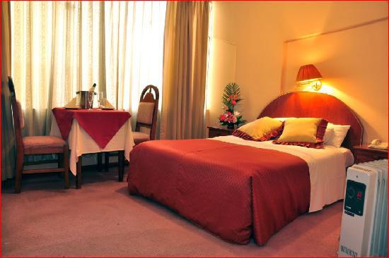 Hotel Vilandré: Habitación doble matrimonial