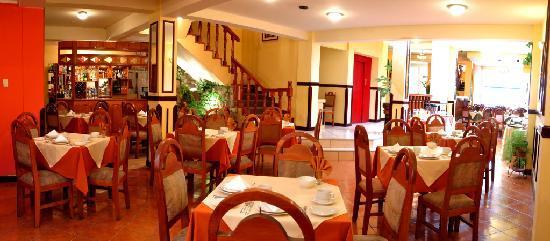 Hotel Vilandré: Restaurante