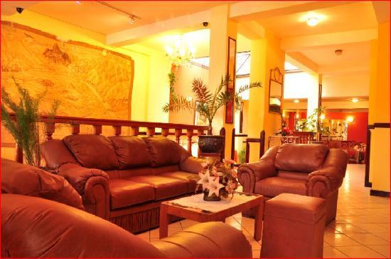 Hotel Vilandré: lobby
