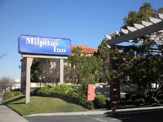 Milpitas Inn : Great Downtown Milpitas Location