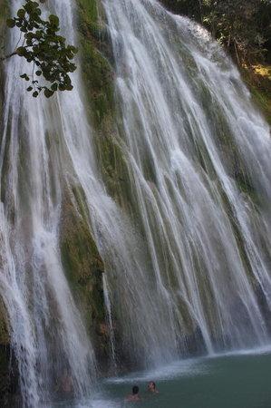 Péninsule de Samaná, République dominicaine : El Limon falls