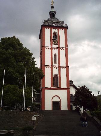 Siegen, Germany: Nicolaikirche