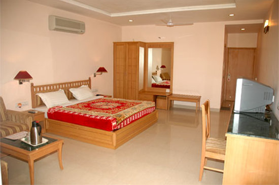 Barmer, Indie: Hotel Kailash International