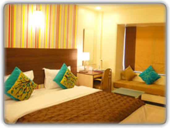 Executive Tamanna Hotel: Executive Room