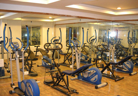 Hotel Dew Drops: Fitness Centre