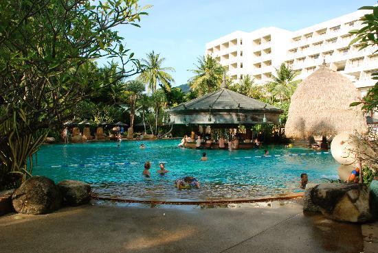 Movenpick Resort Spa Karon Beach Phuket Main Pool