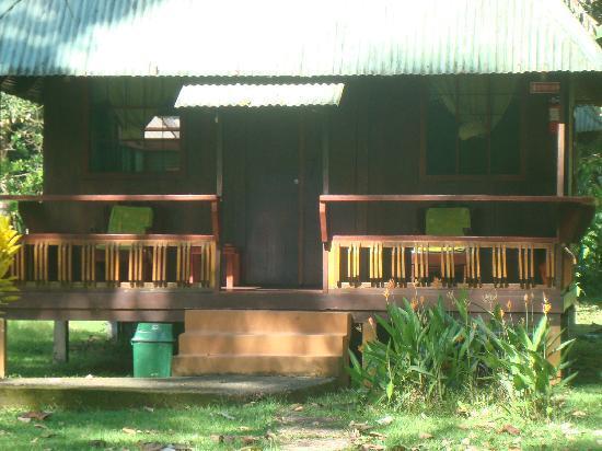 Hotel El Pizote Lodge: Teniamos un balcón