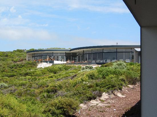 Southern Ocean Lodge: The lodge