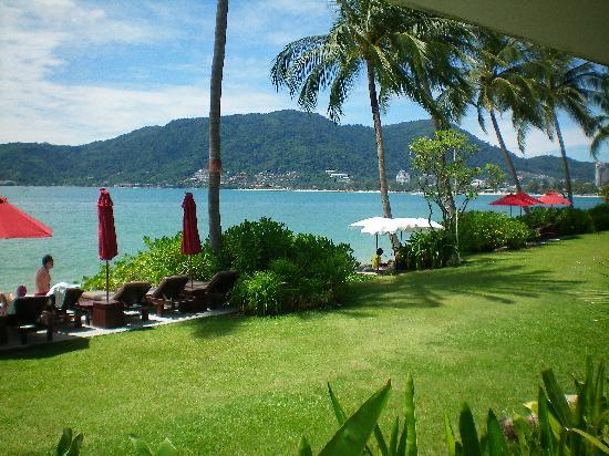 Amari Phuket: view from our room