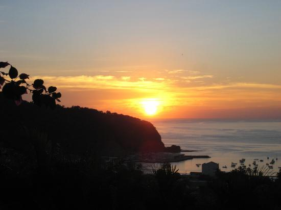 Pelican Eyes Resort & Spa: Spectacular sunsets!