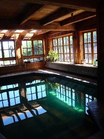 Wanaka Lakehouse: pool