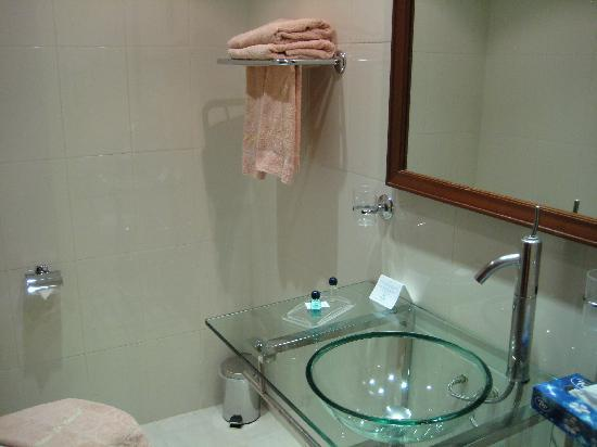 Hotel le Consul : Bathroom